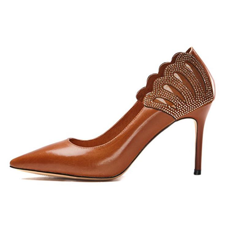 Luxury High End Unique Designer Bridesmaid Wedding Shoes For Women