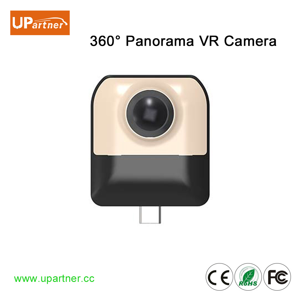 2017 Manufactory Dual Lens 360 degree VR panorama camera for Android Smartphone