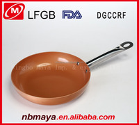 nonstick frying pan ,over safe and beautiful