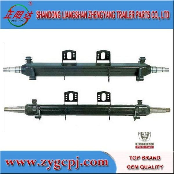 Zy-a1092 16t German Style Axle Tube China Trailer Suppliers