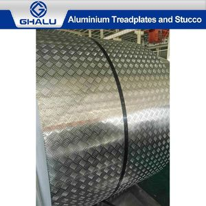 China good supplier super quality aluminum checkered plate sheet