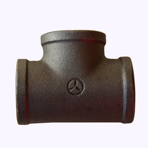 Standard carbon steel fabricated equal tee price