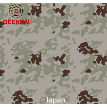Hohe Qualität <span class=keywords><strong>Japan</strong></span> T/C Stoff, Militärgewebe, armee Multicam Tarnung Stoff