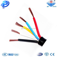 More than 30 years factory history PVC Insuated building wire
