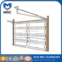Aluminum Garage Doors With High Quality