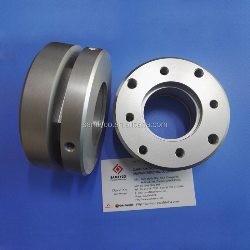 High Quality with most Reasonable Price CNC Milling Aluminum 6061 anodized Bearing Housing
