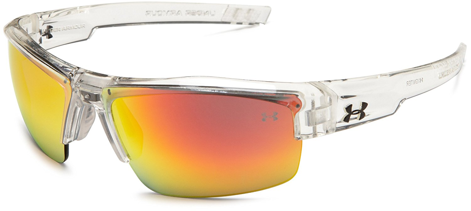 7172485a164 Get Quotations · Under Armour Igniter Multiflection Sunglasses