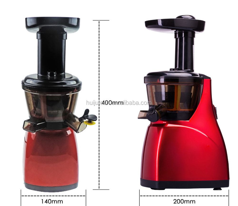 Electric Slow Juicer Fruit vegetable Citrus Juice Extractor 99% Original Kitchen Hj-mn019 - Buy ...