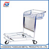 Competive price metal airport trolley for best quality