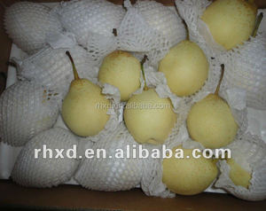 Yellow Color and Jonagold Variety apple pear