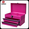 New arrival portable hot sale hand iron kennedy tool box
