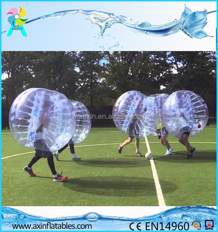 Clear transparent color giant human sized hamster ball,inflatable human balloon