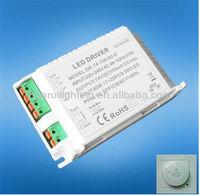 24v led transformer Triac dimmable 51W led driver led power supply led converter for led lighting led adapter