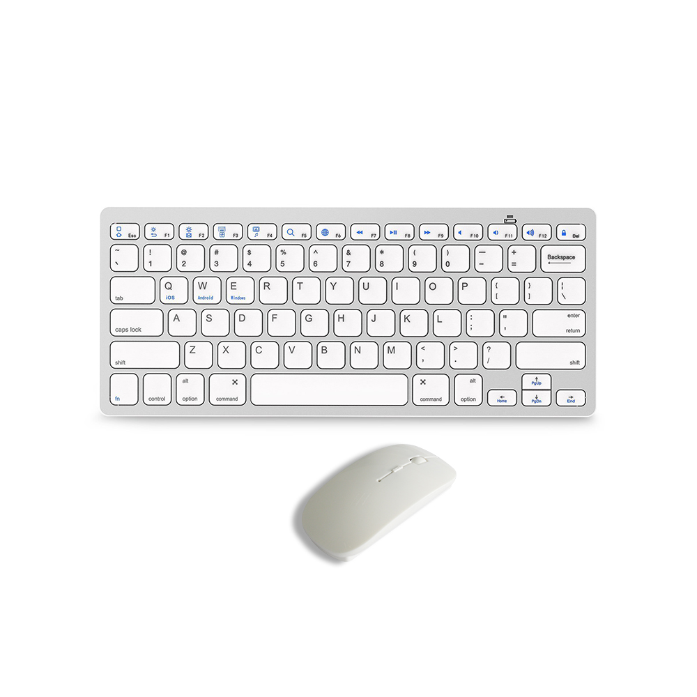 be278144a96 Best White Wireless Keyboard And Mouse Combo For Logitech - Buy For ...