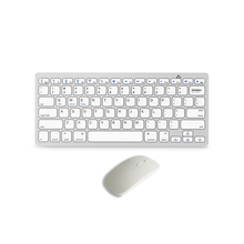 best white wireless keyboard and mouse combo for logitech
