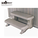 China Supply PP Material Hot Tub Step Ladder Swim Spa Step