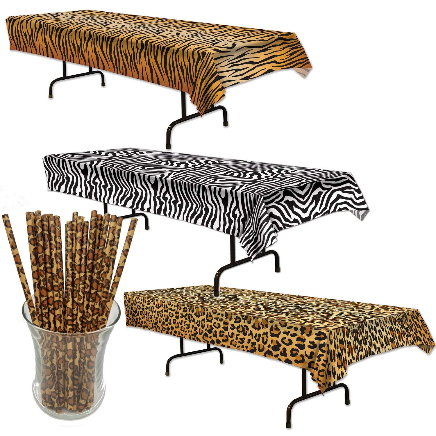 225 & Cheap Animal Print Table Cover find Animal Print Table ...