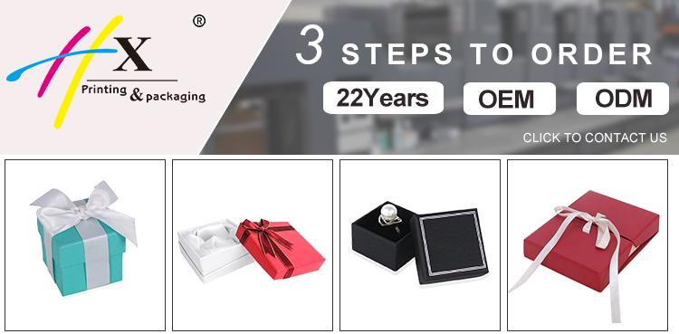 Fashion Apparel Boxes Luxury Drawer Gift Garment Paper Shoe Box
