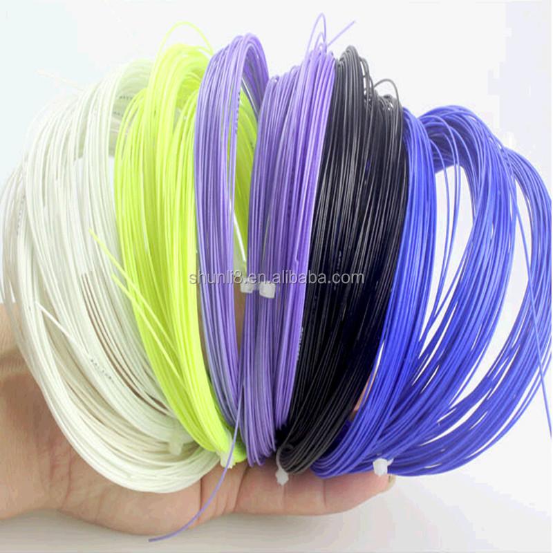 Wholesale New Cheap nylon badminton high durability string,0.75MM ...