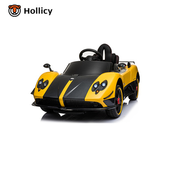Pagani Zonda Kids Electric Licnesed Car With 12v Battery Ride On Rc Toys Remote Control