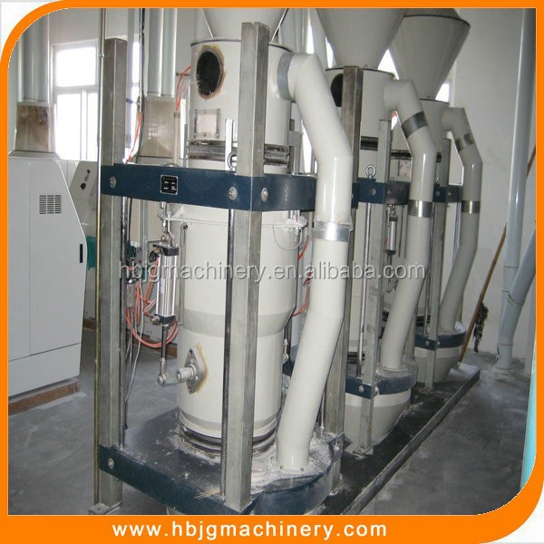 Jinggang 5-500t per day low price flour mill plant