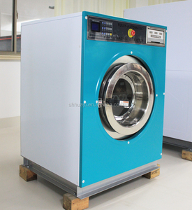 12KG Electric heated green laundry dry clean machine