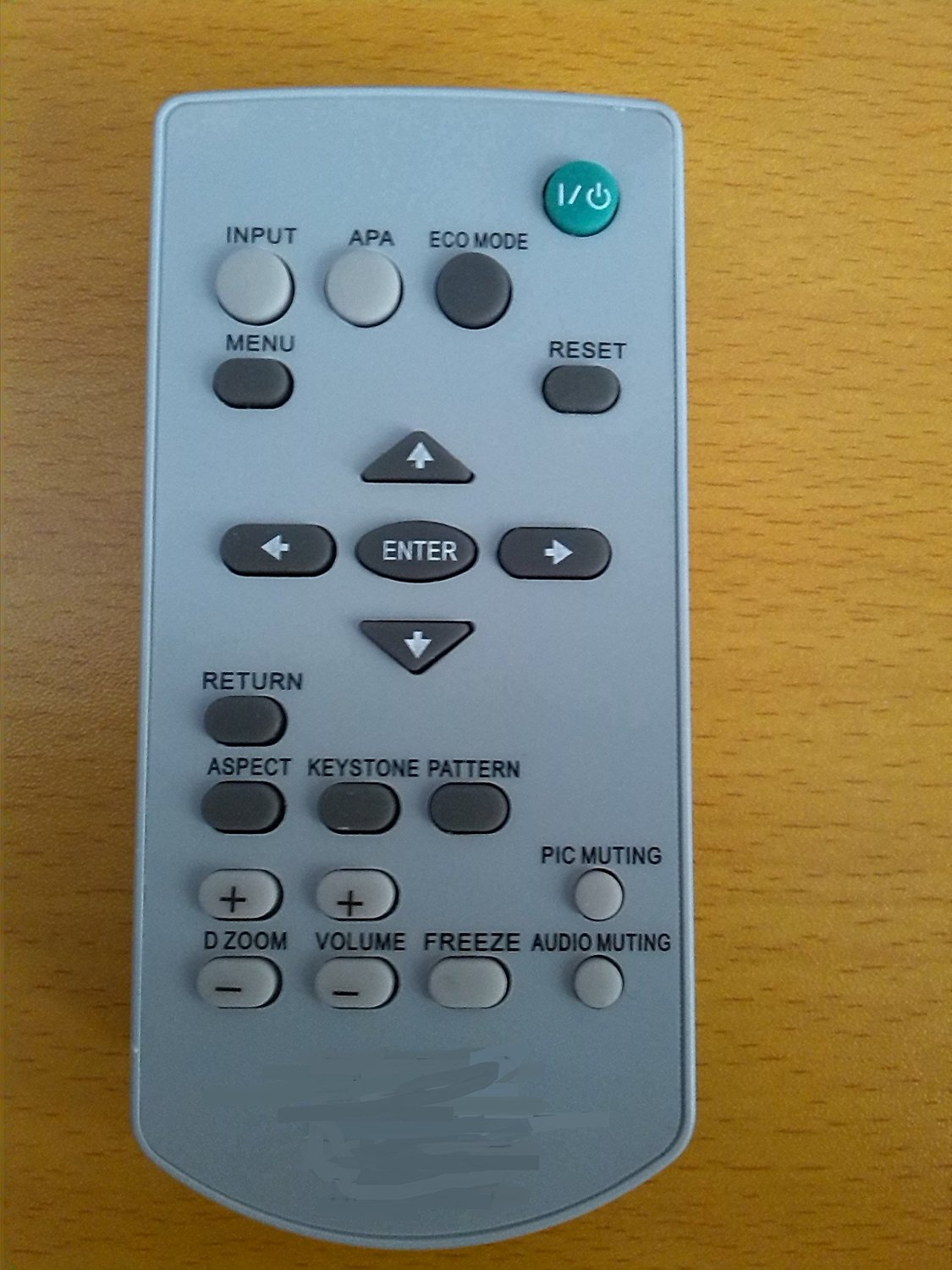 Brand New ELECTRON Top Quality General Universal Compatible Replacement Projector Remote Control Fit For SONY VPL-FH31B Projector 199 Days Warranty