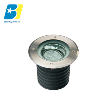 16w 14w Outdoor Ip67 Ik10 Led Floor Mounted Spot Lights Buried Recessed Lamp Light