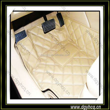 stitched &sew rexine microfiber leather for car seat cover mats