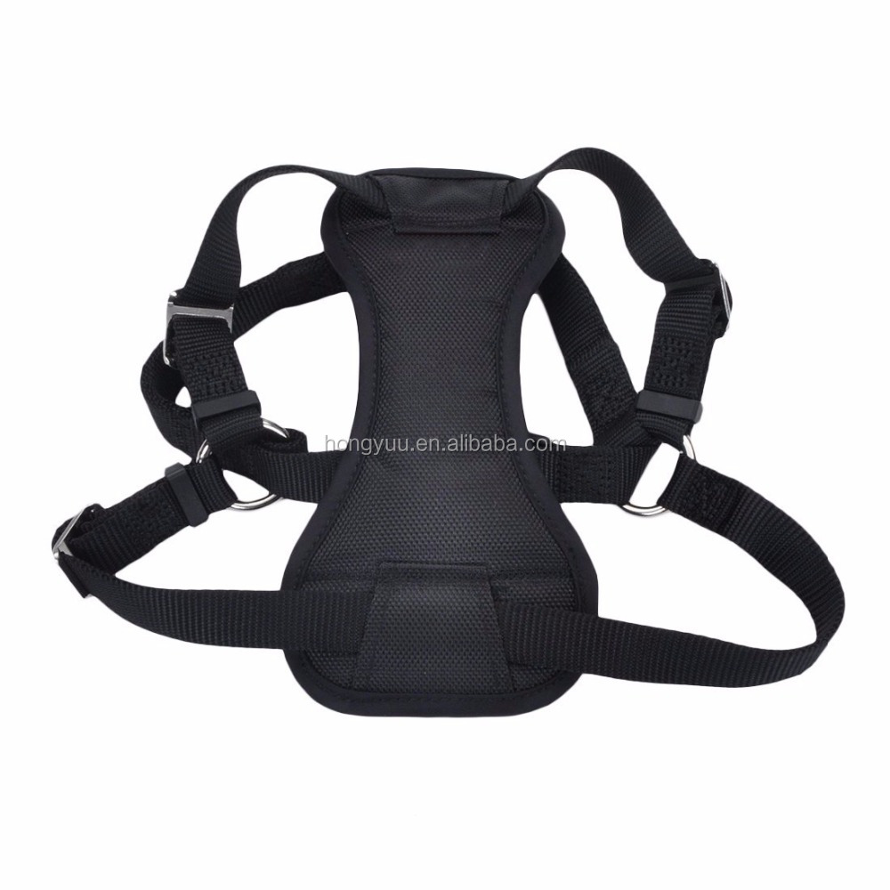 Car Large Nylon Sport Pulling Dog Training Harness Dog Product