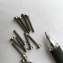 High precision titanium surgical screws price