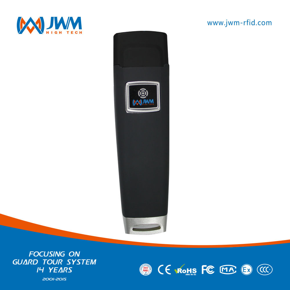 JWM Top Quality Guard Tour Patrol Reader With Free Software