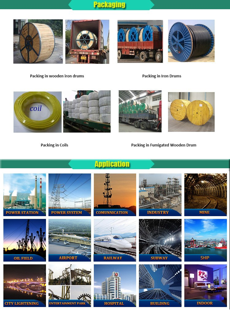 0.6/1 Kv Armor Power Cable 120mm2 Xlpe Insulated Cable Underground Power Cable Aluminum Armored Cable With Good Price