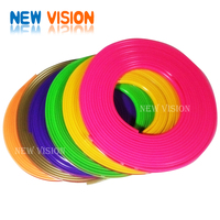 Hot Sale Auto Accessories Rubber Rims Protector Car Alloy Wheel Rims Protector With 3m Adhesive Tape