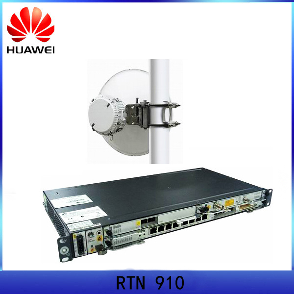 XPIC Integrated Huawei OptiX RTN 910 IP microwave Communication Equipment