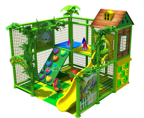 Used Indoor Playground Equipment for SaleLE.T2.211.131.00