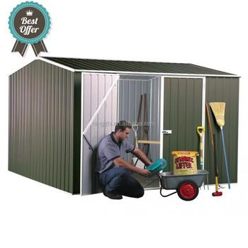 Stahl Gartenhaus gartenhaus einfach zu installieren/metall gartenhaus/stahl