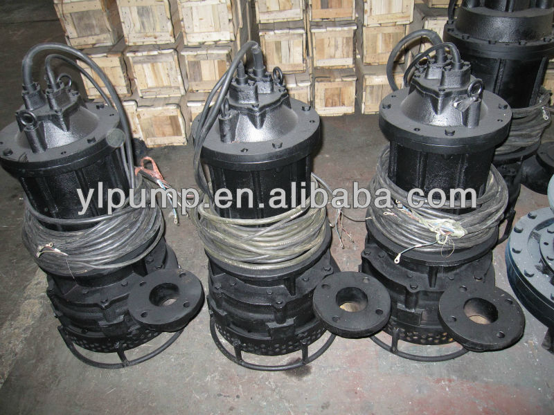 High-efficiency Sediment Dredging Pump