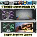 רדיו במכונית שמע לרכב Din 1 ב-מקף 12V לרכב סטריאו mp3 Player FM רדיו דיסק U/SD/שליטה מרחוק יציאת USB AUX-in הסלולרי