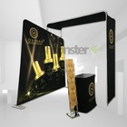 Easy set up aluminum frame exhibition booth design 10x10 tradeshow booth