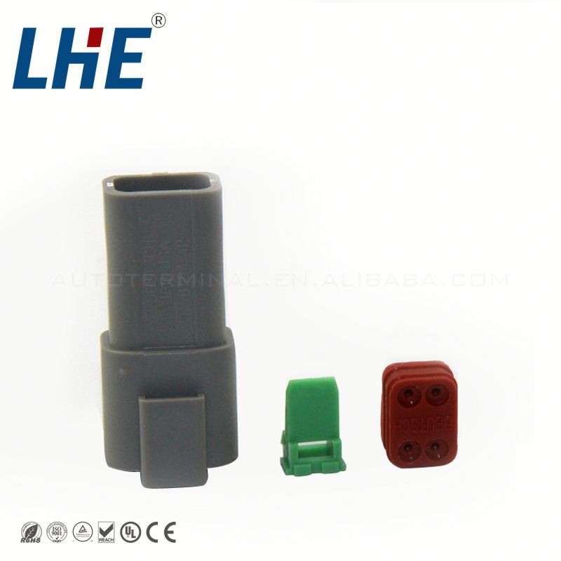 DT04-4P High quality deutsch dt 4 pin connector pin