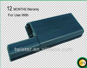 Replacement Laptop Battery for DELL Latitude D531,D531N D820 D830, Precision M4300 Mobile Workstat