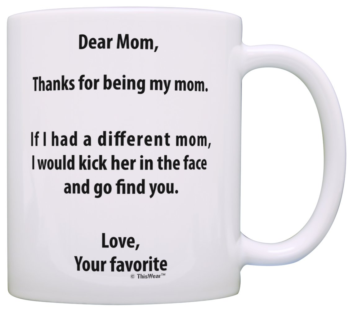 get quotations mom gifts from daughter if had different mom id kick her in