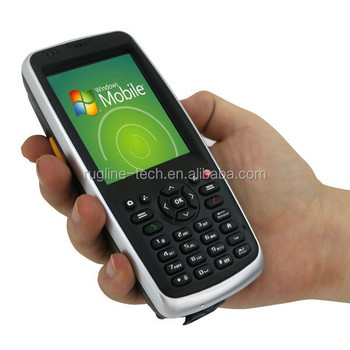 3 2 Inch Windows Mobile 6 5 Os Ruggd Handheld Pda With Rfid Reader Rt360