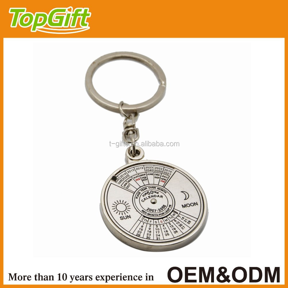 Perpetual Calendar 1800 To 2050 : Keychain with calendar keychain with calendar suppliers and