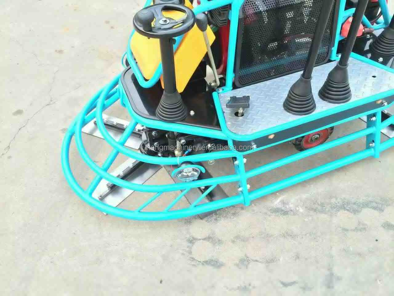 Factory supply used concrete power trowel machine/concrete ride on power trowel