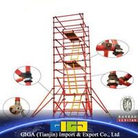 GIGA lightweight facade quick stage scaffolding