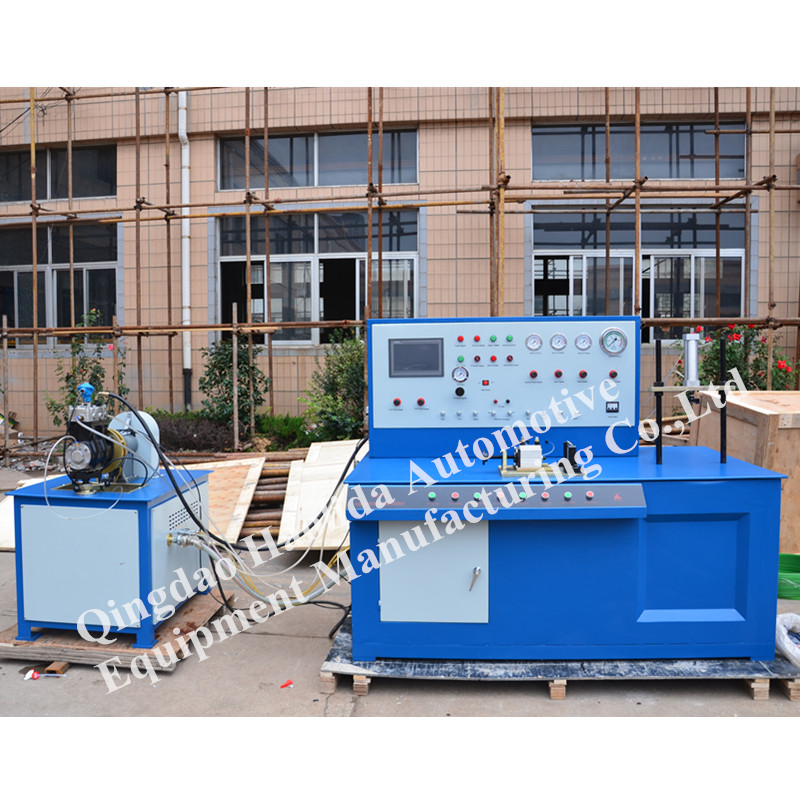 Air Compressor Test Bench