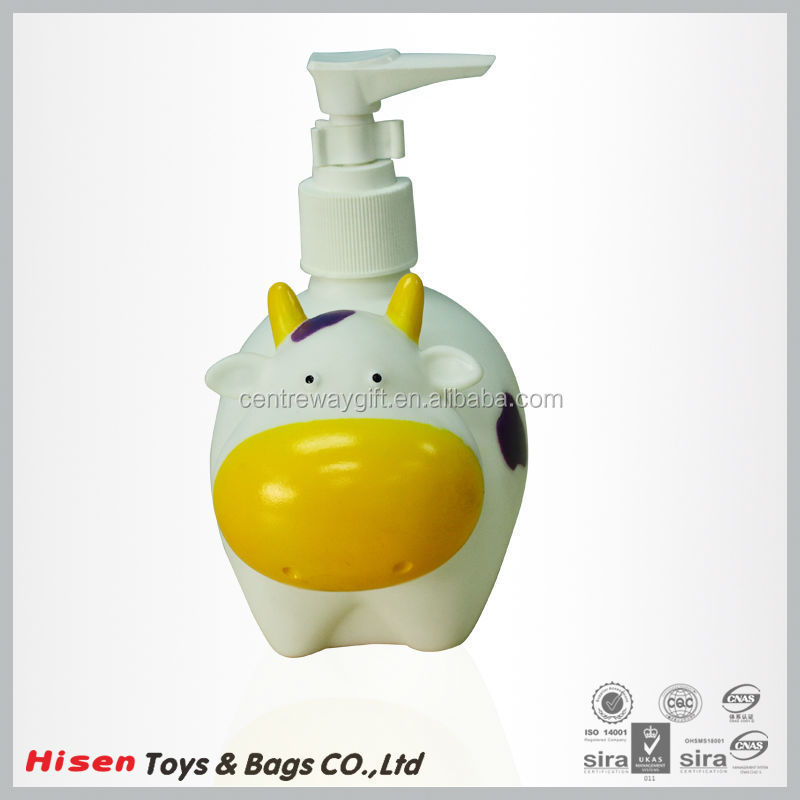 plastic soap botles from Shenzhen China manufaturer