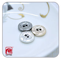 mini gold plating color sewing shirt plastic abs button for craft